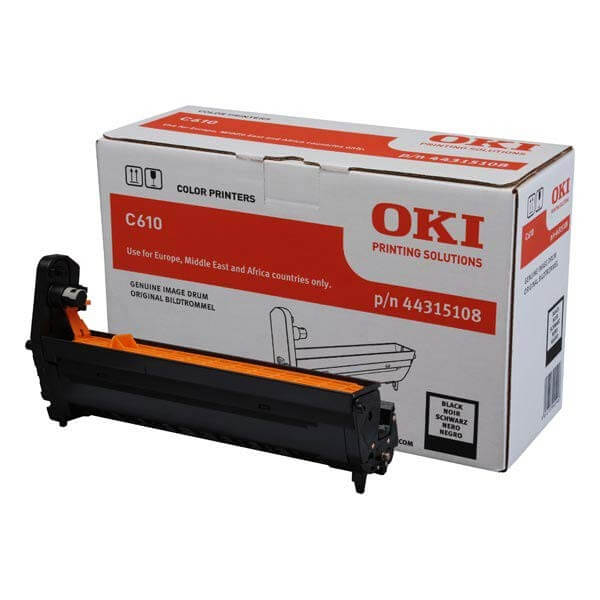 Original OKI Drum Unit 44315108 black - Neu & OVP