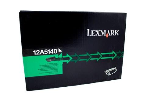 Lexmark Toner 12A5140 black
