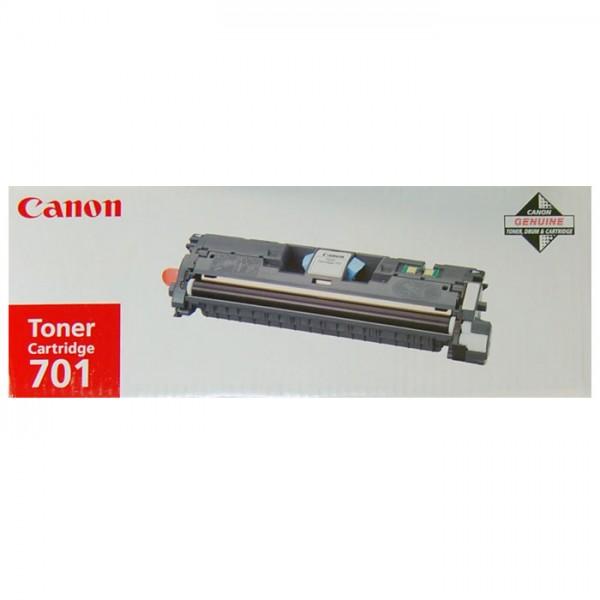 Canon 701 Toner 9285A003 magenta - reduziert