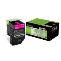 Lexmark Toner 80C2HME magenta