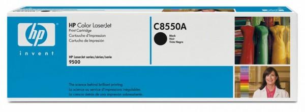 HP Color Laserjet Toner C8550A black