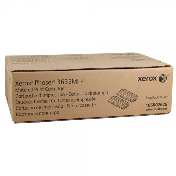 Xerox Toner 106R02626 black