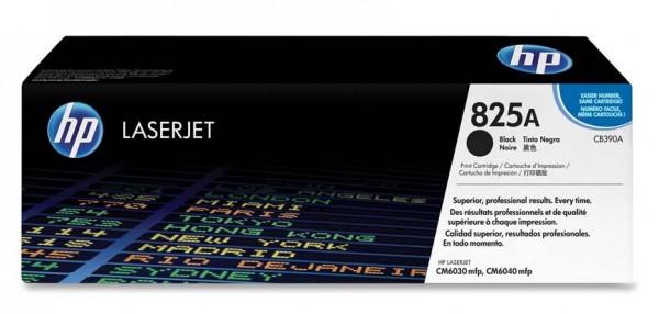 HP Color Laserjet Toner CB390A black - reduziert