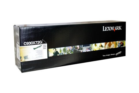Lexmark Fotoleiter C930X72G black
