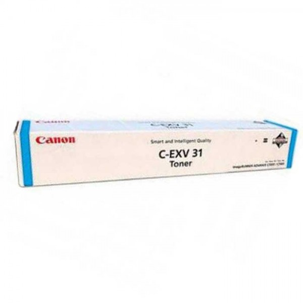 Canon Toner C-EXV31 Toner 2796B002 cyan - reduziert