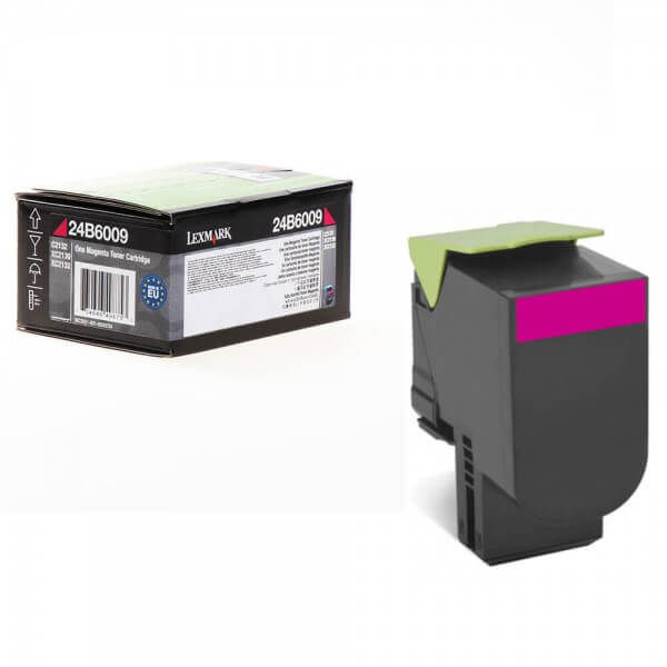Lexmark Toner 24B6009 magenta