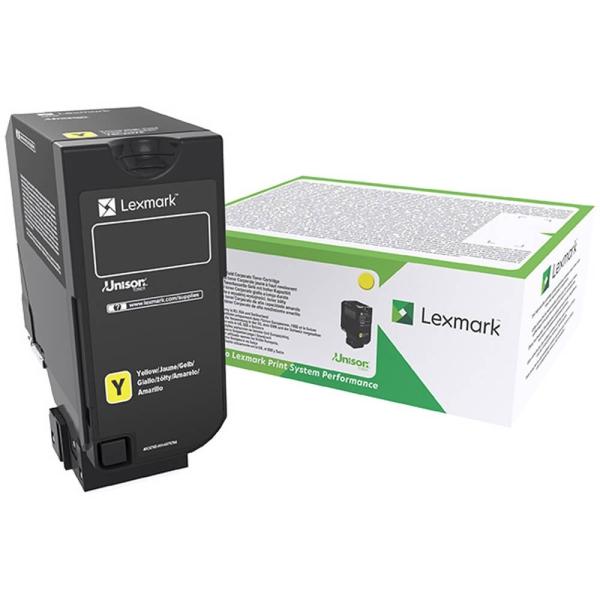 Lexmark Toner 84C2HYE yellow