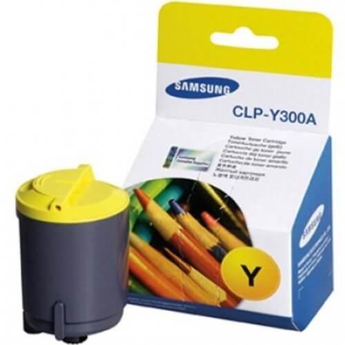 Samsung Toner CLP-Y300A yellow