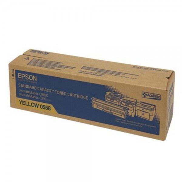 Epson S050558 Toner C13S050558 yellow
