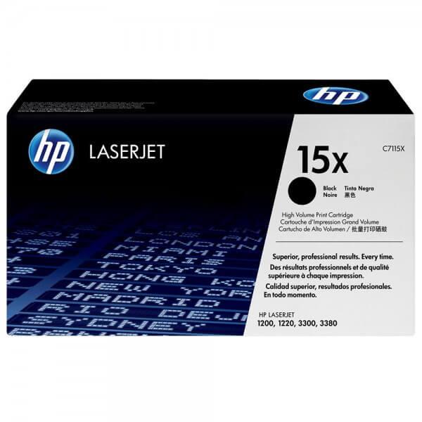 HP Laserjet Toner C7115X - Neu & OVP