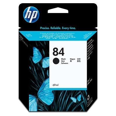 HP 84 Tinte C5016A black