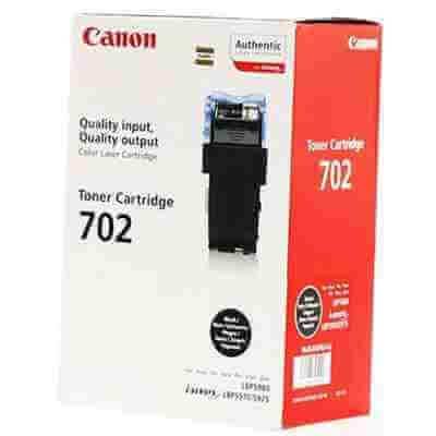 Canon CRG-702BK Toner 9645A004 black