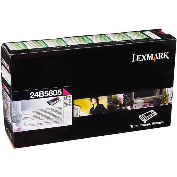 Lexmark Toner 24B5805 magenta