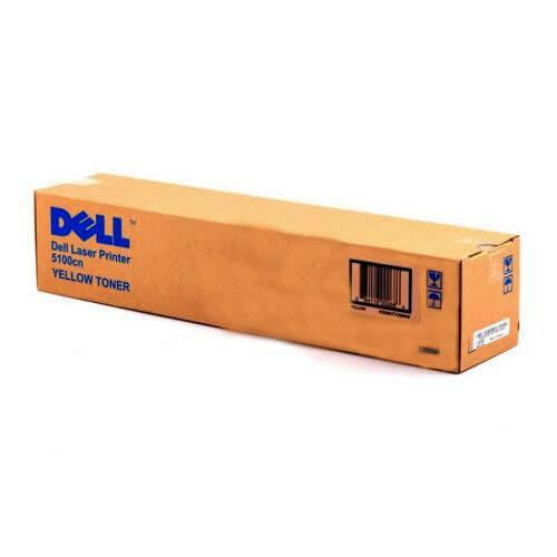 Original Dell 593-10053 Toner CT200546 yellow - Neu & OVP