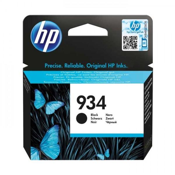 HP 934 Tinte C2P19AE black