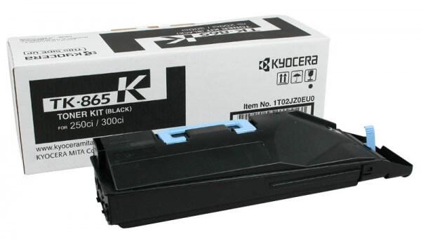 Original Kyocera Toner TK-865K black - reduziert