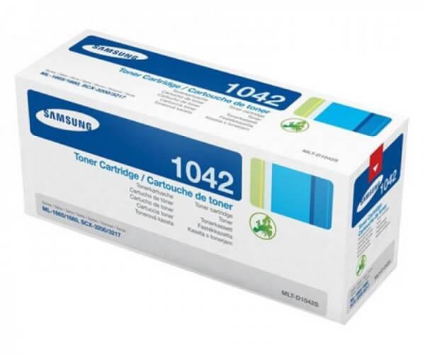 Samsung Toner MLT-D1042S black - reduziert