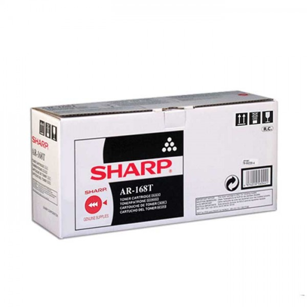 Sharp Toner AR-168LT black - reduziert