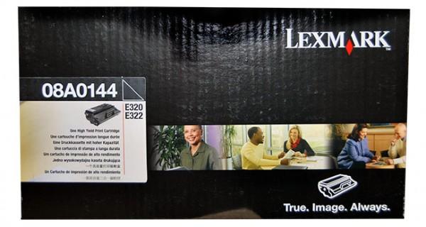 Lexmark Toner 08A0144 black