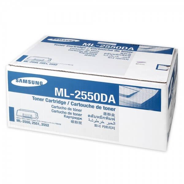 Original Samsung Toner ML-2550DA black - reduziert