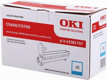 OKI Image Drum 43381707 cyan