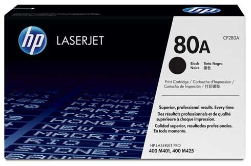 Original HP Laserjet Toner CF280A black - Neu & OVP